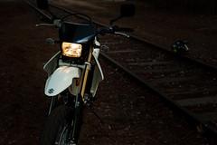 Suzuki DRZ 400SM (Tri Nguyen | P h o t o g r a p h y) Tags: nikon engine motorcycle suzuki drz400sm 400cc d700 supermotor fix50