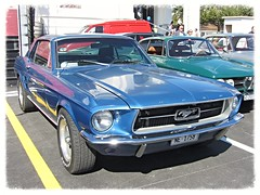 Ford Mustang Hardtop/Coupe 1967 (v8dub) Tags: auto old classic ford car automobile muscle automotive voiture pony american oldtimer mustang oldcar collector youngtimer wagen pkw klassik worldcars