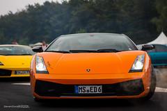 Lamborghini Gallardo Superleggera (Stoove28) Tags: orange nikon lamborghini gallardo combo superleggera d40 meinerzhagen scc500 supercarsevent2014