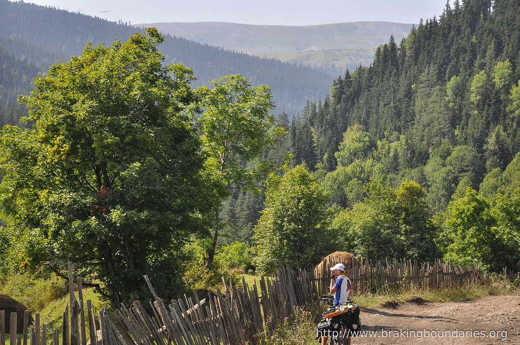 On the Road in Georgia