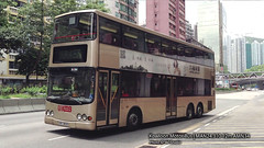 Kowloon Motor Bus | MAN24.310 12m AMN34 (Volgren CR223LD bodywork) (AC Studio) Tags: bus public buses hongkong asia technology transport double hong kong german transportation vehicle motor passenger doubledecker decker 12m amn kolwoon man24310