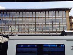 (Bruxellas) Tags: street brussels art graffiti gare tracks bruxelles rail du pasta midi rs kts isaak izaak verso crl recto brussell riask zeleh