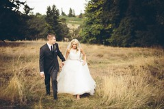 Ally & John | Oregon Golf Club Wedding