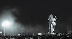Ganesh Visarjan in Girgaum Chowpatty ([s e l v i n]) Tags: bw india elephant beach statue ganesha god ganesh idol bombay elephantgod mumbai hinduism deity visarjan ganpati chowpatty lordganesh chowpattybeach hindugod ganeshotsav ganeshvisarjan ganeshfestival hindudeity girgaum girgaumchowpatty selvin