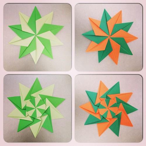 File:Ilan Garibi - Origami - Star of David.jpg - Wikimedia Commons | 500x500