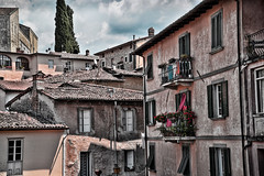 Barga (Doug_Cook) Tags: italy architecture rooftops churches tuscany roofing barga dougcook