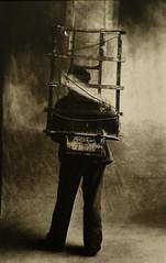 Irving Penn, Vitrier, Paris, 1950 (aileverte) Tags: irvingpenn parisphoto2014