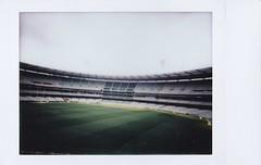 Melbourne Cricket Grounds (starsandwander) Tags: fujifilm instant instax fujifilminstax lomography lomoinstant