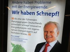 Wir haben Schnepf! Post in U-bahn, Stuttgart, Germany (Paul McClure DC) Tags: stuttgart germany deutschland aug2016 badenwrttemberg sign