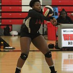 WHS JV Volleyball vs RNEHS 9-27-2016