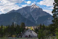 Classic Banff Drive 2 (Shane Kiely) Tags: banff canada lakeminnewanka tunnelmountain vermillionlakes