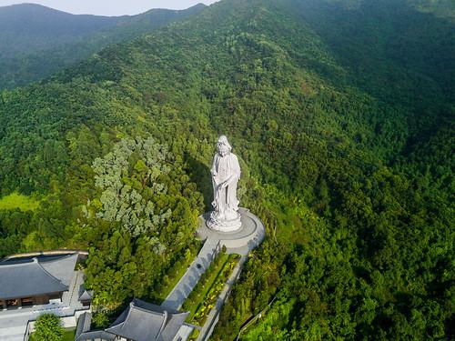 慈山寺青銅觀音聖像 Avalokitesvara (Guan Yin) Statue