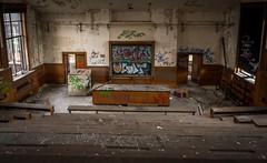 DSC_6811-HDR (Foto-Runner) Tags: urbex lost decay abandonné université school university val benoît