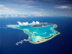 Cook Islands Sinking? (MyVacationPages) Tags: island climate change sinking diappear travel