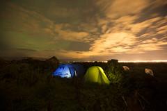 Camping (Kiddi Einars) Tags: camp camping akurey reykjavk tjald tjaldsti