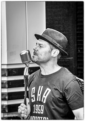 15/31 Tyber (Alex Chilli) Tags: dualers tyber croydon ska singer reggae surrey town busker busk busking southlondon music
