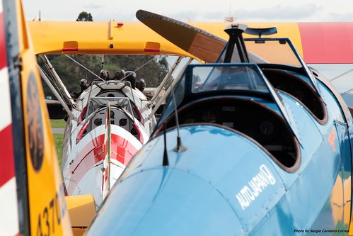 Flickriver: Photoset 'Boeing Stearman PT-17 Kaydet' by