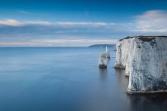 Handfast Point (Darren Marks) Tags: chalkformation geology sea sky swanage dorset isleofpurbeck purbecks jurassic coast