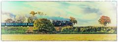 THE LONG STRETCH (gazza294) Tags: railways steam flicker flickr flckr flkr gazza294 garymargetts