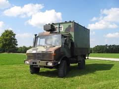 MB Unimog U 1300L (Michaels Bilderarchiv) Tags: mercedes mb unimog u1300 lkw truck fahrzeug allrad 4x4 bundeswehr armee army military militär