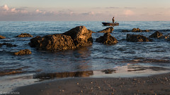 The old Fisher man and the Sea (eParanoia) Tags: realmonte sicilia italy it