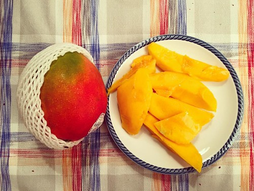 06 Novembre 2016, Playa De Punta (DOM), Osteria Dai Peones: Mango By Air. #CheParty #CheGusto #CheCinema #DueErre #ByAir #OseiDuriPadova