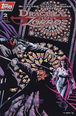 Dracula versus Zorro 2 (micky the pixel) Tags: comics comic heft horror vampir vampire toppscomics thomasyeates dracula versus zorro