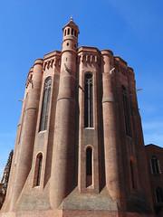 Albi - Cathdrale Ste-Ccile (Cherryl.B) Tags: cathdrale glise church albi midipyrnes rligieux monument tourisme