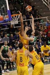 Cceres PH vs FC Barcelona (Foto Luis Cid) (13) (Baloncesto FEB) Tags: leboro cacerespatrimoniohumanidad fcbarcelonalassab fcbarcelona luiscid multiusos