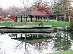 Riverbend in Autumn (Lana Pahl / Country Star Images) Tags: reflectionsinwater waterreflection waterreflections