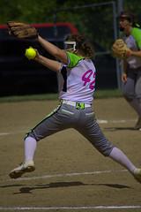 Softball Pitch (swong95765) Tags: pitcher woman female lady sport sports softball windup pitch