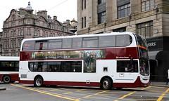 Lothian 206 SN61BBJ (busmanscotland) Tags: lothian 206 sn61bbj sn61 bbj ad adl alexander dennis e40h enviro 400 hybrid