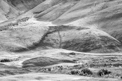 PaintedHills16-4400-2.jpg (KeithCrabtree1) Tags: dirt park oregon landscape paintedhills 2016p2