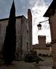 Lucignano d'Arbia - 1 (anto_gal) Tags: toscana siena 2016 monteroni arbia lucignano pieve chiesa sangiovanni battista romanico facciata borgo
