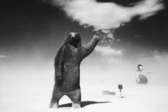 Felix Tian Burning Man 2016 Utopia07 (felixtian.com) Tags: burning man 2016 contaxrx zeiss21mm xpan infraredfilmhie kodaktmx100 ilforddelta400