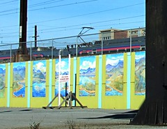 West Philadelphia (Dan_DC) Tags: pennsylvania philadelphia septa train commutertrain rail electrified septaoverbrookmaintenancefacility westphiladelphia