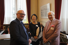 BJA Visit to the Federal Parliament - DSC06313