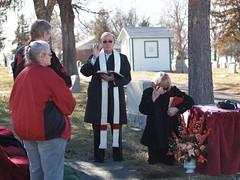 Marguerite's Funeral (lostinfog) Tags: 2012 201201 colorado marguerite