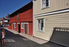 IMG_7941-1 (Andre56154) Tags: schweden sweden sverige haus gebude house building holzhaus stadt city strasse street town eksj himmel sky