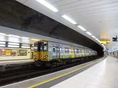 Merseyrail 507005 02102016 (Rossendalian2013) Tags: merseyrail train underground birkenhead class507 emu electricmultipleunit 507005 hamiltonsquare brel britishrailengineeringlimited yorkworks