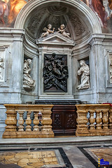 """Santa Maria della Pace, cappella Chigi • <a style=""""font-size:0.8em;"""" href=""""http://www.flickr.com/photos/89679026@N00/31048993172/"""" target=""""_blank"""">View on Flickr</a>"""