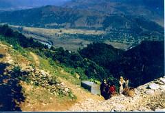 198910.061.nepal.sarangkot (sunmaya1) Tags: nepal sarangkot
