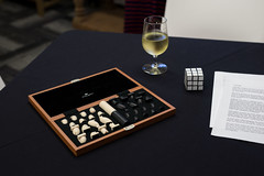 Michael Graves Game Night (World Chess Hall of Fame) Tags: michaelgraves wchof games boardgame austinfuller