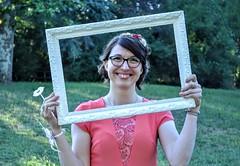 DSC_0535 (jacousi45) Tags: frame cadre smile sourire jolie portrait mariage wedding summer ete fresh