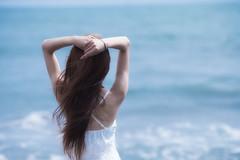 1DX_1120 (Chris Photography(王權)(FB:王權)) Tags: 1dx 2470lii ocean g girl