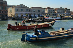 IMG_3917 (goaniwhere) Tags: italy venice canals watertaxi scenic historicalsites travel holiday vacation gondola city
