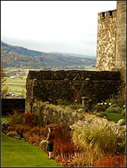 -Queen Anne garden at Stirling Castle (juzzie_snaps) Tags: castle
