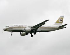 TS-INJ (cliper31) Tags: tsinj libyan a320 airbus