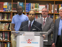 IMG_0019 (Detroit Regional Chamber) Tags: detroitregionalchamber detroit promise duggan 4 year scholarship mikeduggan ricksnyder governorricksnyder govenorricksnyder college