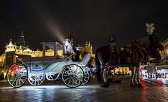 like a fairy tale (Leonidas Binos) Tags: europe poland krakow chariot